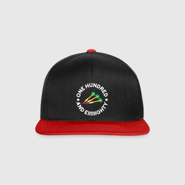 One hundred and eighty Dart - Snapback Cap