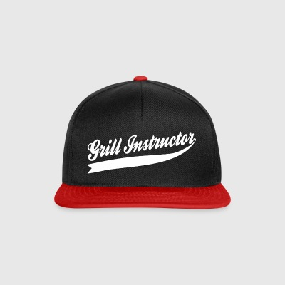 Grill Instructor - Snapbackkeps