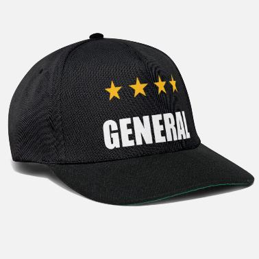 Stars ★ design colors changeable ★ General (4 stars) - Snapback Cap