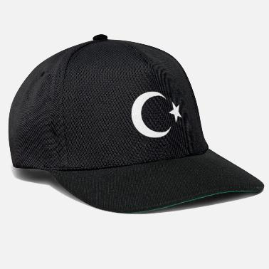 Turkish coat of arms - Snapback Cap