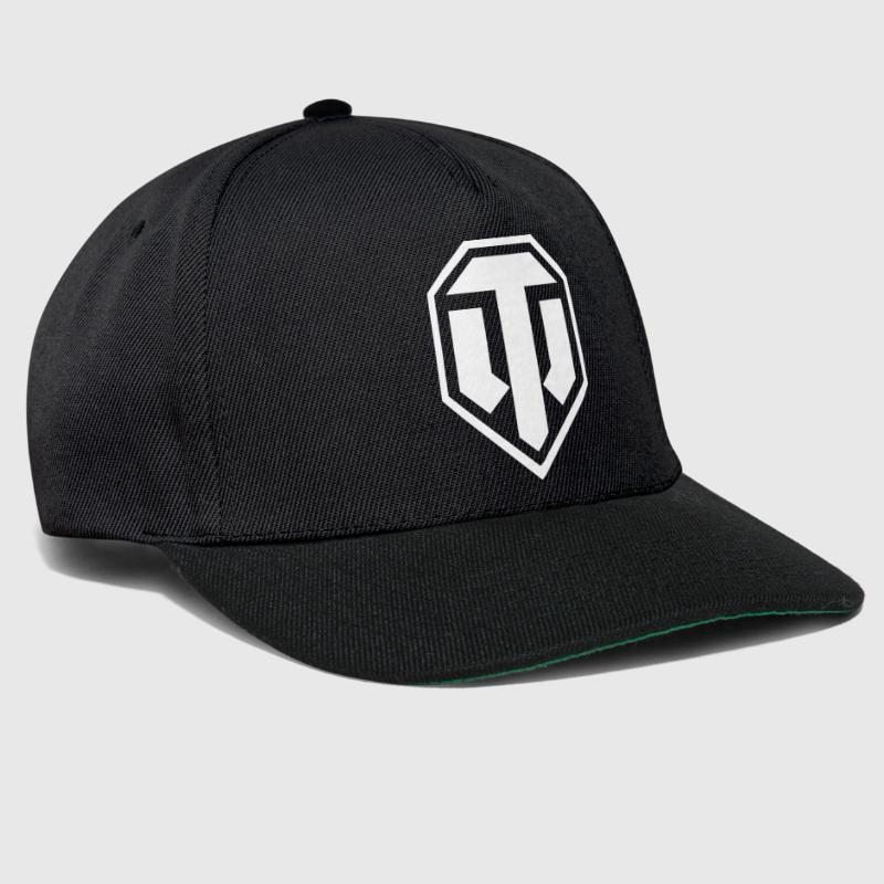 World of Tanks Sticker - Casquette snapback