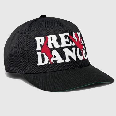 Break Dance - Snapback cap