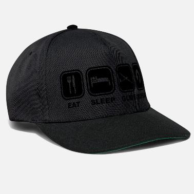 Pilote Manger sommeil glisse Glide Repeat - Casquette snapback