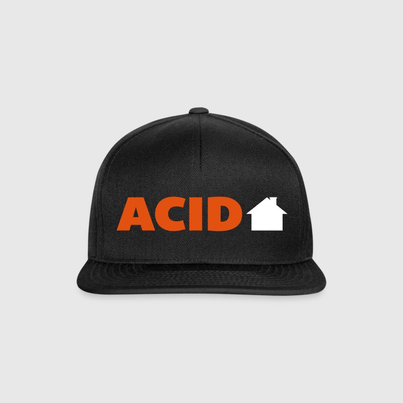 Acid House  - Snapback Cap