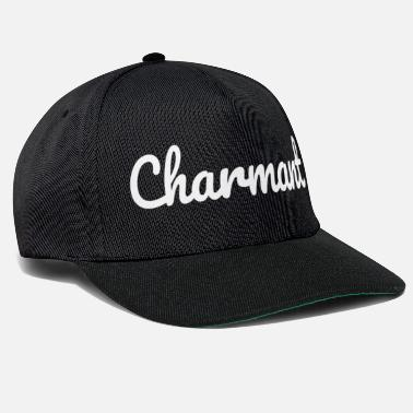Charmant charmant - Casquette snapback