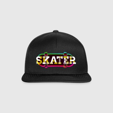 Skater patineur - Casquette snapback