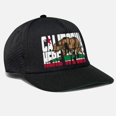 Los Angeles Californie - Here We Come T - Casquette snapback