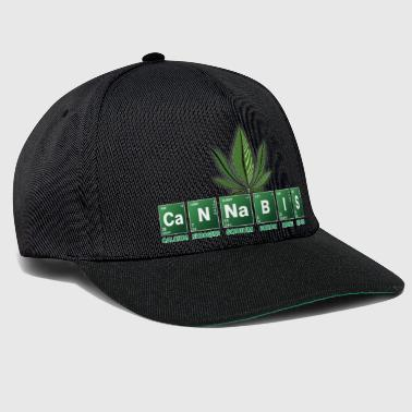 Spoof cannabis bad - Snapback Cap