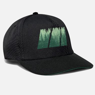 Tree Trees - Snapback Cap
