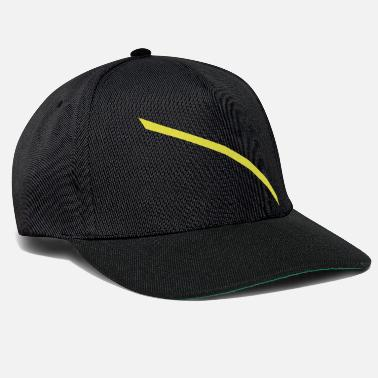 Dash Dash yellow - Snapback Cap