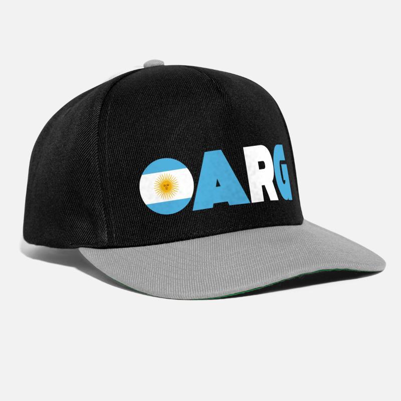 Argentina Gorra snapback  c5e93e0e1c7