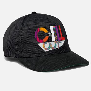 Chill Out CHILL OUT - Cappello snapback