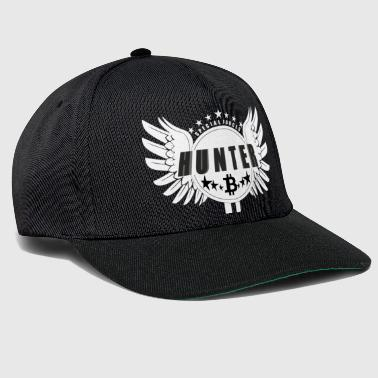 Bitcoin Hunter Geschenk Idee Special Force - Snapback Cap