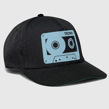 Tape Techno Tape - Snapback Cap