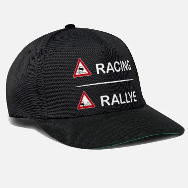 Rally Racing rally - Snapback cap