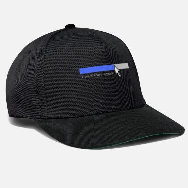 Officialbrands T-Shirt Nerds Fidati - Snapback Cap