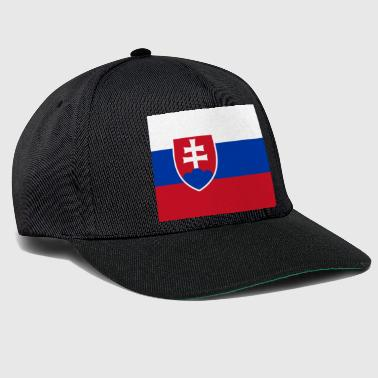 Slovaquie - Casquette snapback