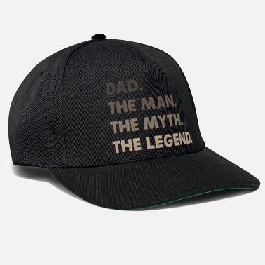 Super Best Dad. Dad of the Year.Gifts for Dads Super Dad - Snapback Cap