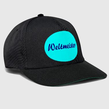 World Champion World Champion - Snapback Cap