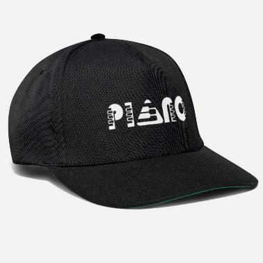 Pianoforte pianoforte - Snapback Cap