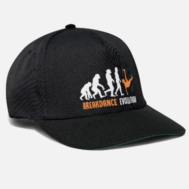 Breakdance ++ ++ Evolución de Breakdance - Gorra Snapback