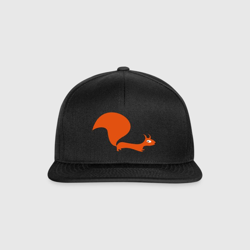 squirrel - Snapback Cap