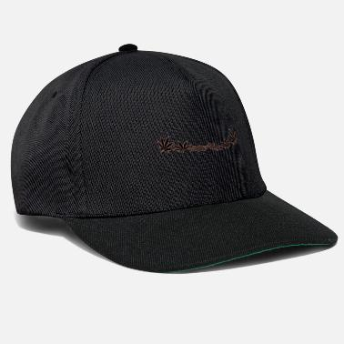 Hemp hemp leaves - Snapback Cap
