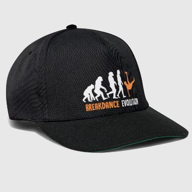 Breakdance ++ ++ Breakdance Evolution - Snapback cap