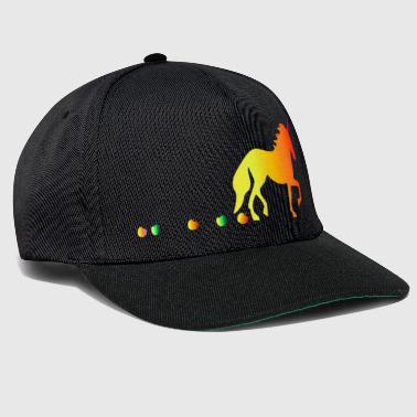 Unicorn apples - Snapback cap