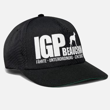 Originale IGP BEAUCERON Wilsigns Dog Sports Gifts IPO - Snapback Cap