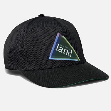 Land cleared to land - landing clearance - Snapback Cap