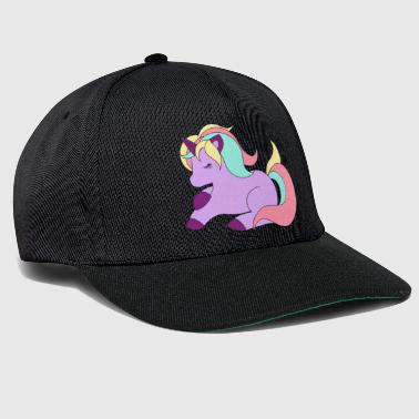 UNICORN FACE - Snapback cap