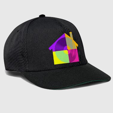 House Music House Music - Snapback Cap