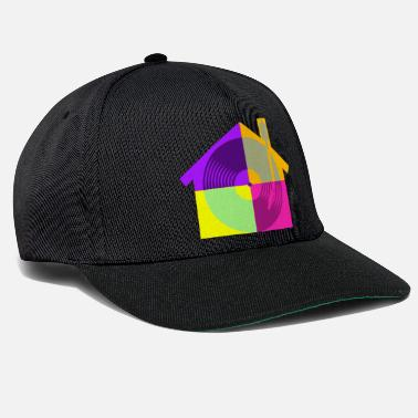 House House Music - Casquette snapback