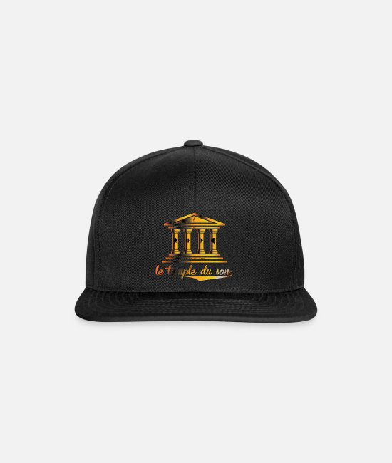 LTDS Caps & Hats - This is Gold - Limited Edition - Snapback Cap black/black