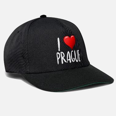 I Love Prague - Snapback Cap