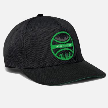 Earth Hour Earth Traveller - Casquette snapback