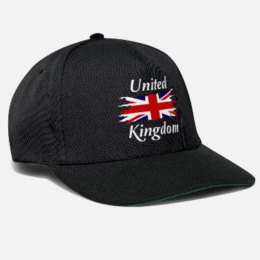 Kingdom United Kingdom - Design - Snapback Cap