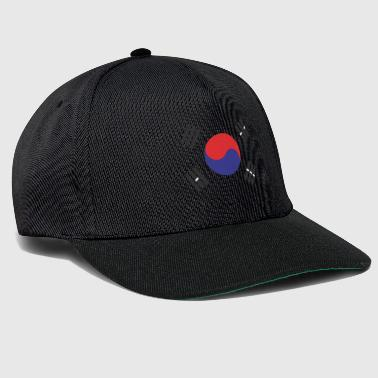 South Korea Zuid-Korea - Snapback cap