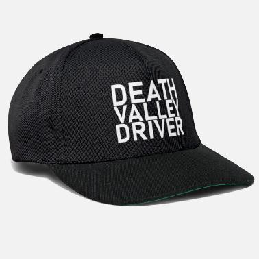 Death Valley Death Valley Driver Wrestling Shirt - Snapback cap