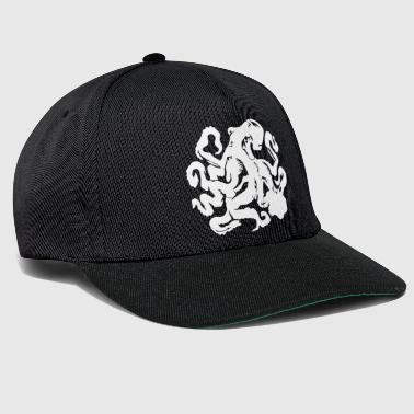 Pieuvre by customstyle - Casquette snapback