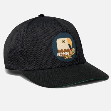Officialbrands Desert Eagle Dessert T-Shirt - Snapback Cap