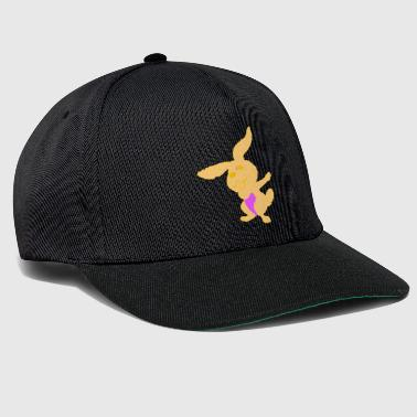 Dancing Rabbit - Snapback Cap