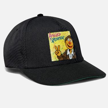 License Spencer from HELLO SPENCER - Snapback Cap