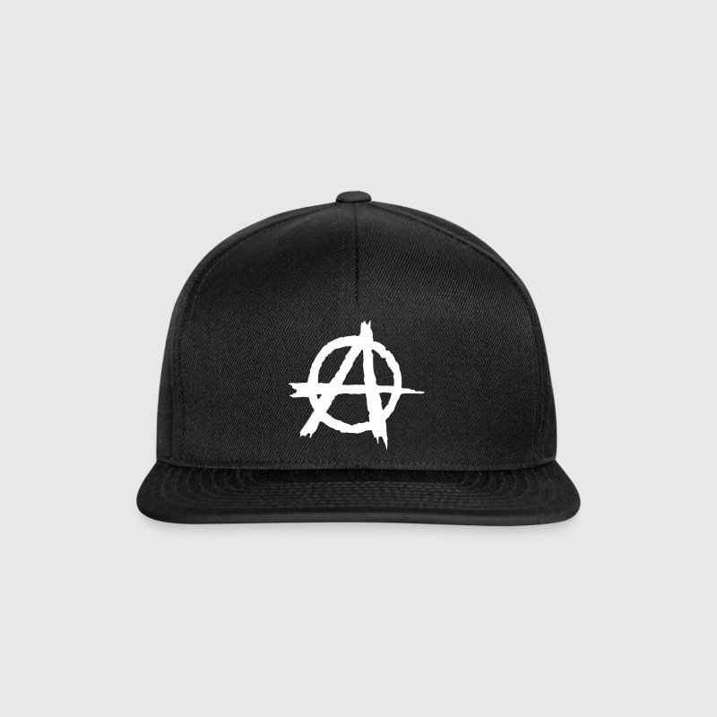 Anarchy - Anarchie - Casquette snapback