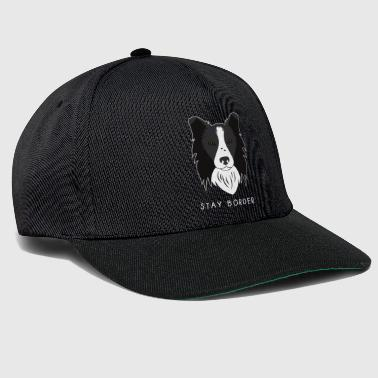 Border Collie - Snapback Cap