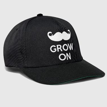 Grow On - Snapback Cap