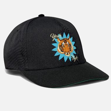 Your Your tiger - Casquette snapback