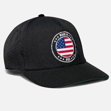 Made In Usa Made in USA - Snapback Cap