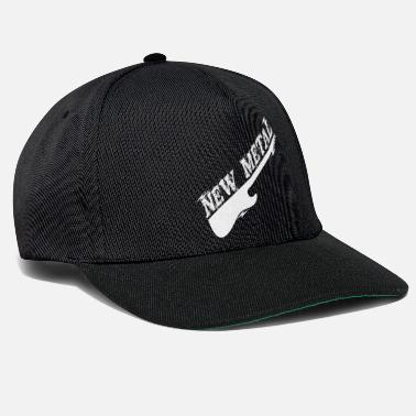 Nu Metal The New Metal Tshirt - Snapback Cap